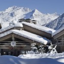 Chalet Luxe Montagne