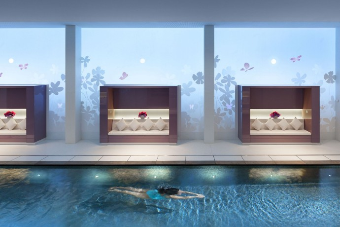 Mandarin Oriental Palace paris-spa-pool