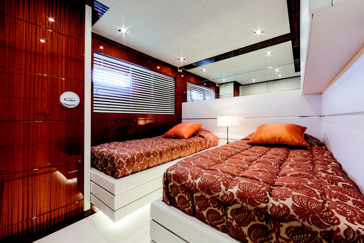 Nameless Yacht - chambre double