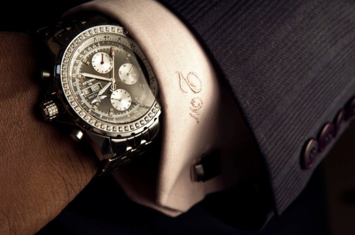 William Wilson Breitling Bentley
