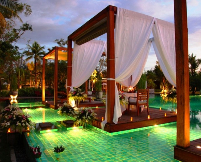 thailande the sarojin hotel honeymoon