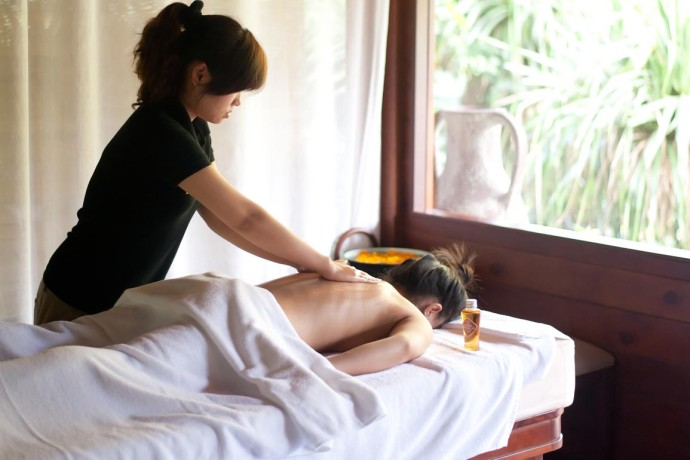 An Lam Ninh Vay Villas Spa Massage