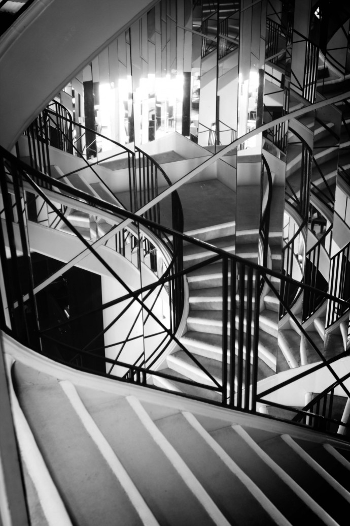 Second Floor Exposition coco chanel londres
