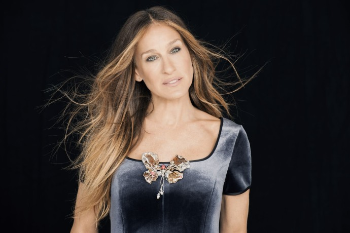 haute Joaillerie Cindy Chao Sarah Jessica Parker broche Butterfly Sarah_Portrait