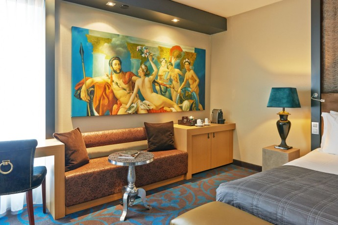 Dominican Executive room
