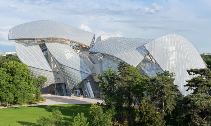 Fondation Vuitton Paris Art contemporain