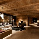 Le Collectionist Chalet Carl salon lounge