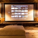 Le Collectionist Chalet Ornella salle_cinema