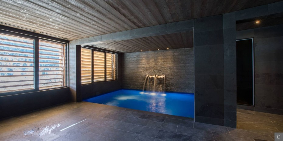 Le Collectionist Chalet Walter piscine