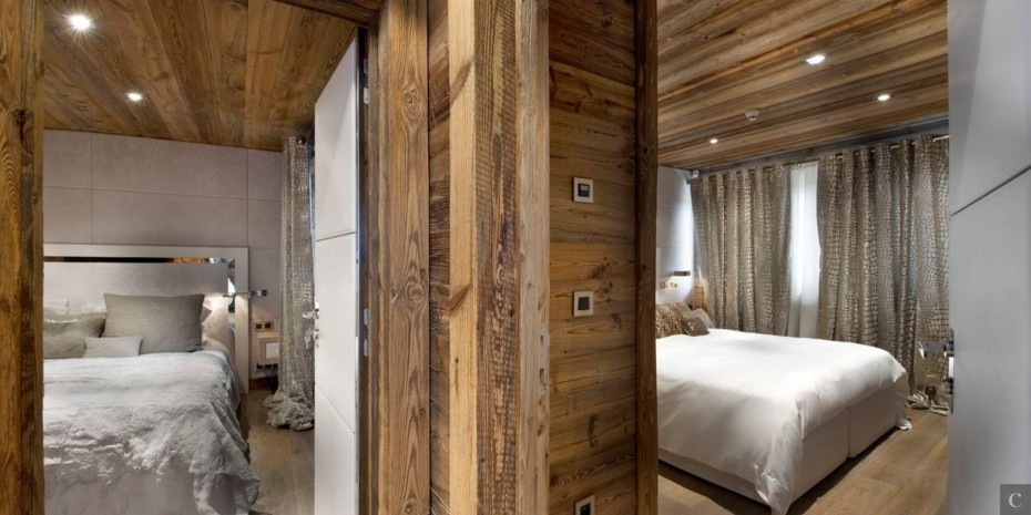 Le collectionist Chalet Eden bedrooms