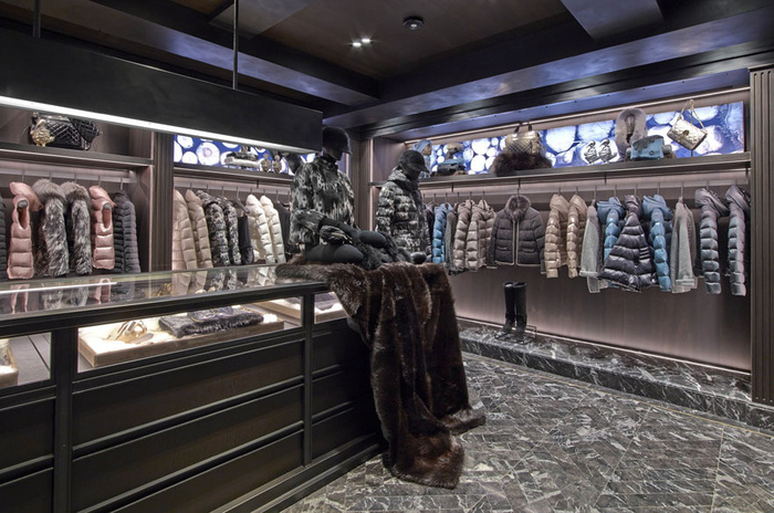 bfd12c303 Moncler opens a new store on the Left Bank