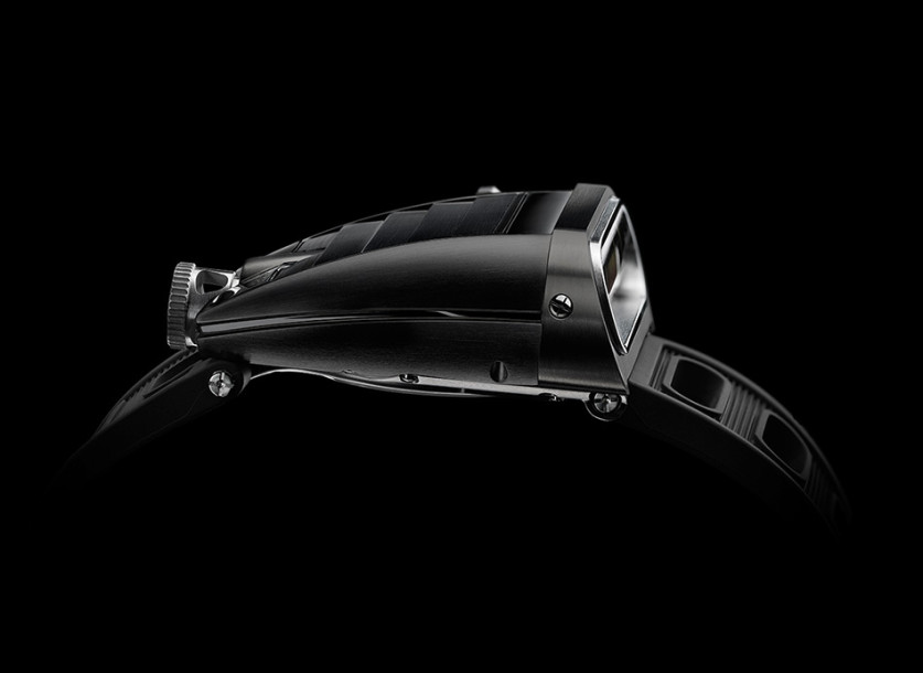 Profile montre HM5 de MB&F