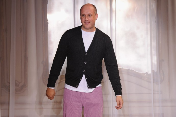 Peter Copping Oscar de la Renta