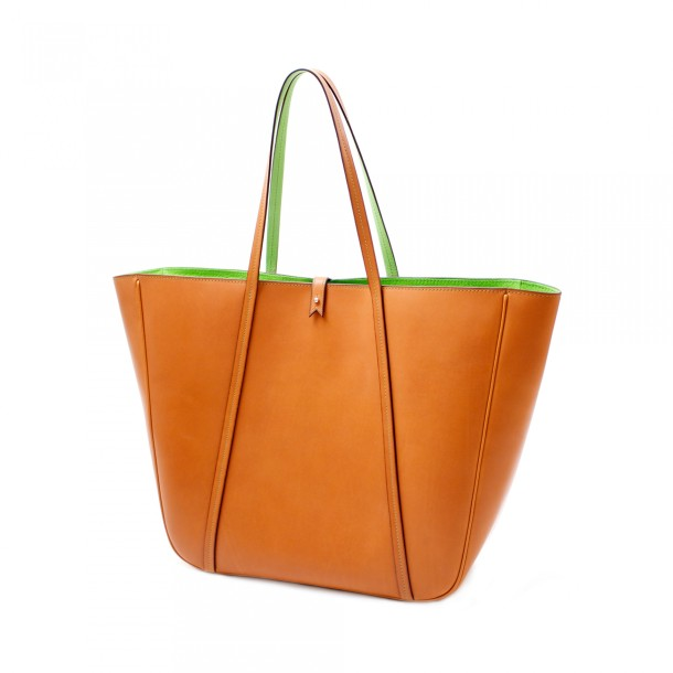 objets luxe et incroyables sac cuir Feuillade M Tote bag
