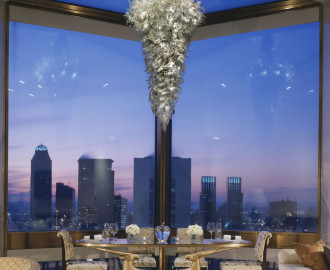 vue Four Seasons Hotel New York Ty Warner Penthouse