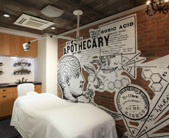 Kiehls Spa 1851 New York