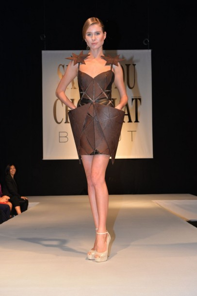 Robe 1 - salon chocolat Liban
