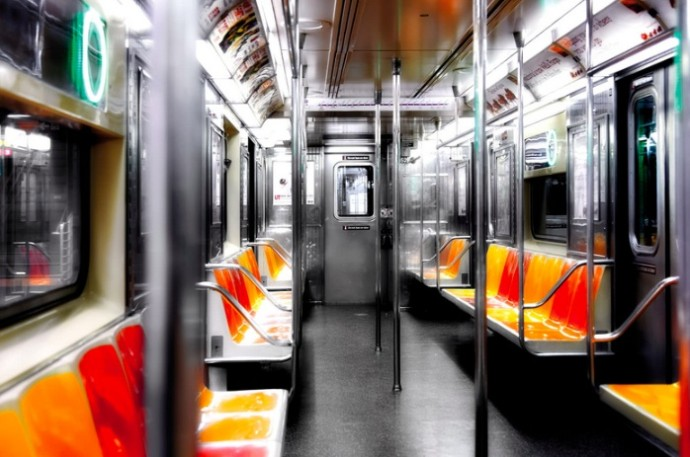 Artistes contemporains : Macacam Luc Dratwa subway