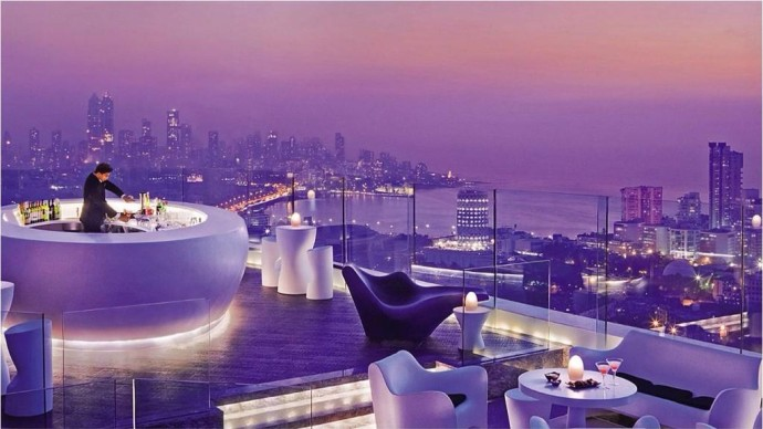 Rooftop Four Seasons Mumbai