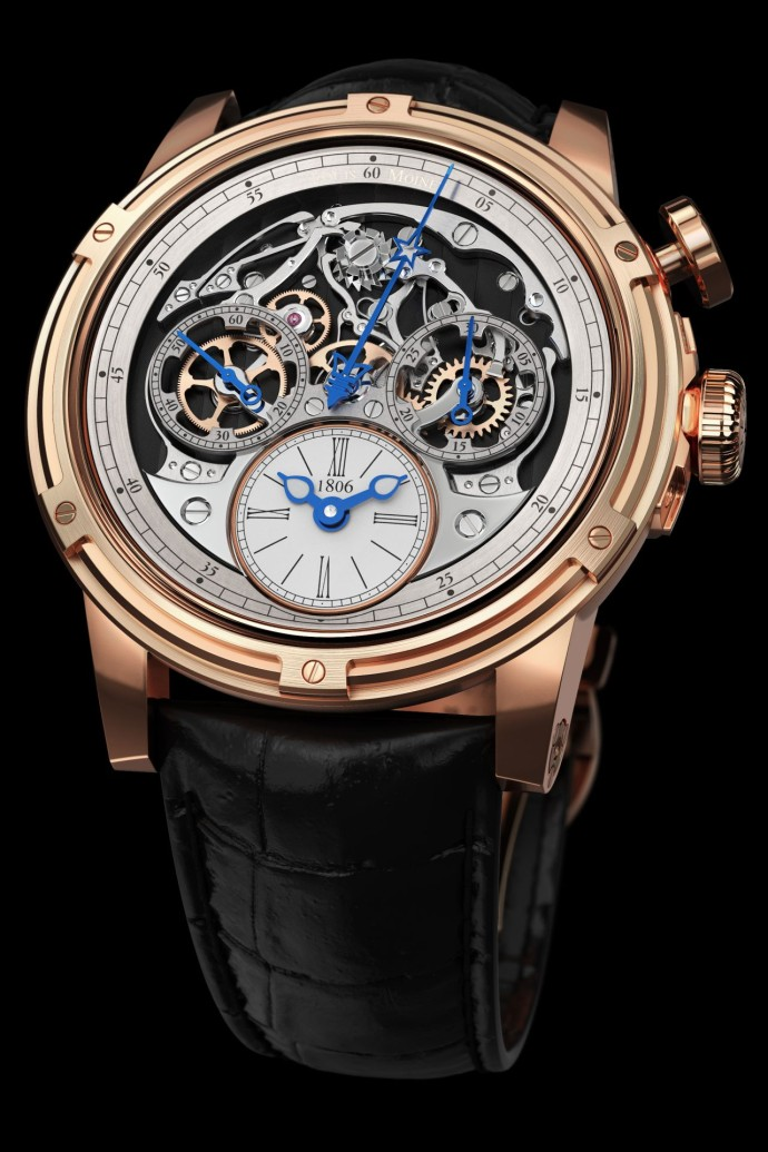 baselworld 2015 Louis Moinet_Memoris