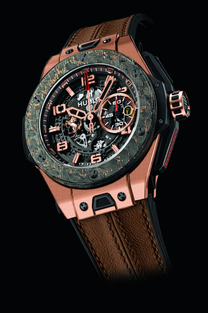 baselworld 2015 hublot big bang carbon Ferrari