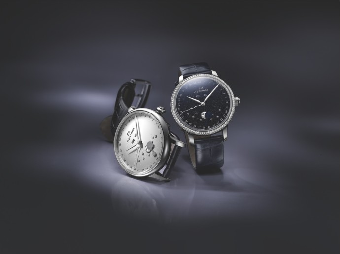 baselworld 2015 jaquet droz DUO_ECLIPSE_J012610271&J012630240