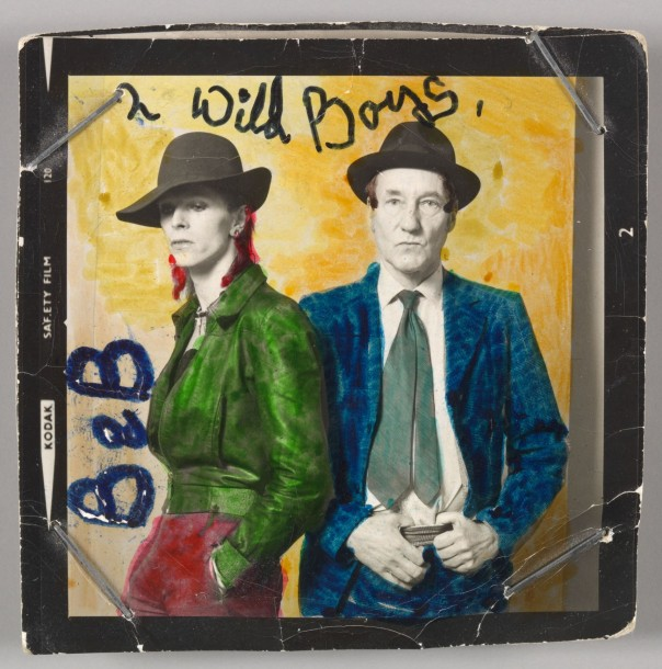 exposition david bowie David-Bowie-and-William-B. terry Oneill
