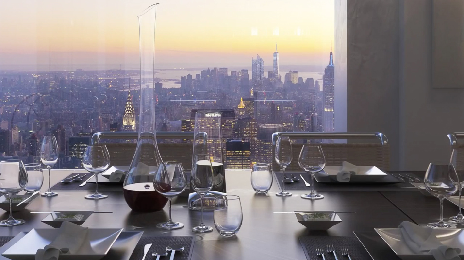 432 park avenue the highest new york apartment for How much to buy an apartment in nyc