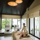 Spa treatment performed in VIP treatment suite
