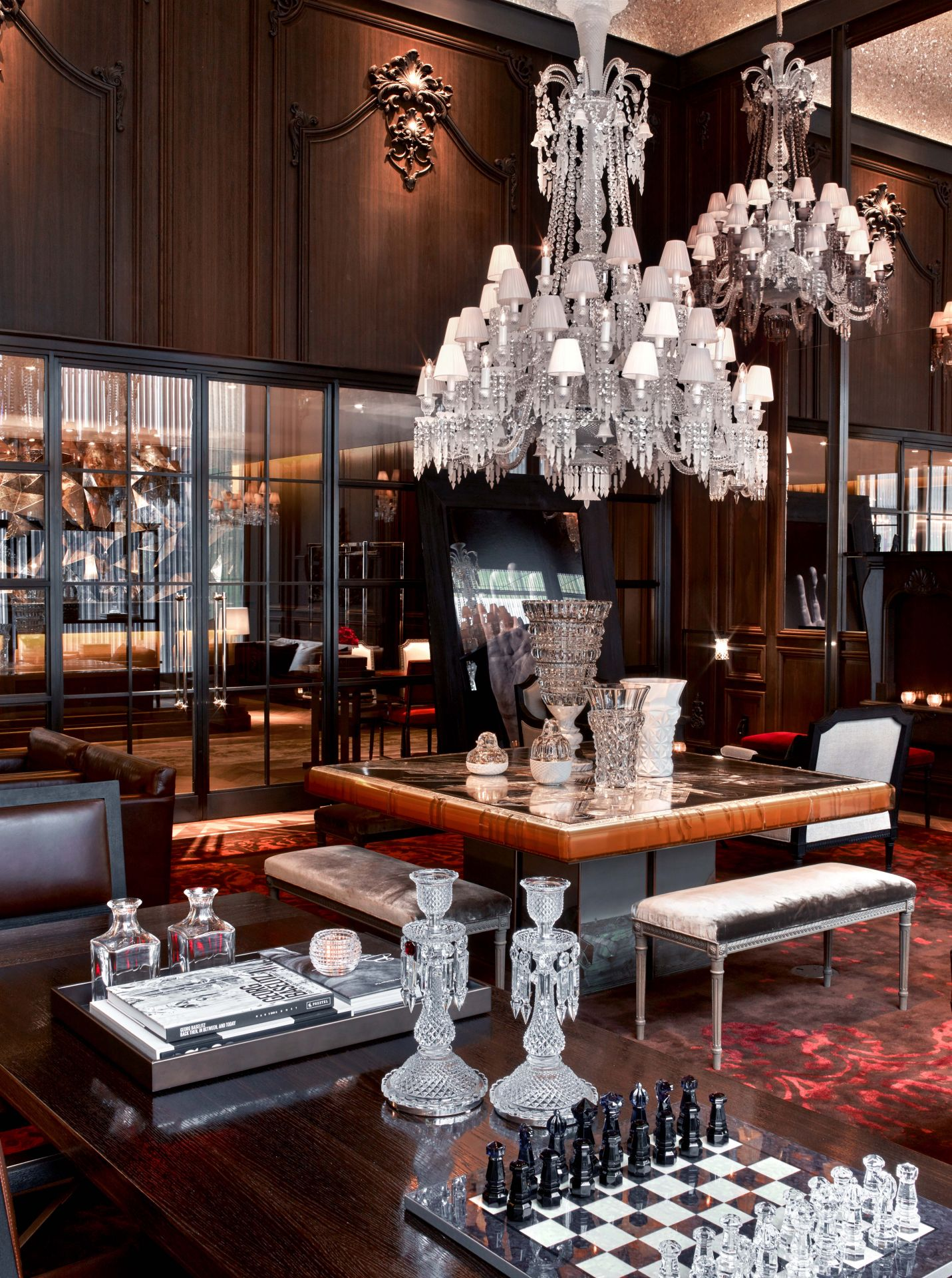 Baccarat hotel residences new york invitation au luxe - Baccarat hotel new york ...