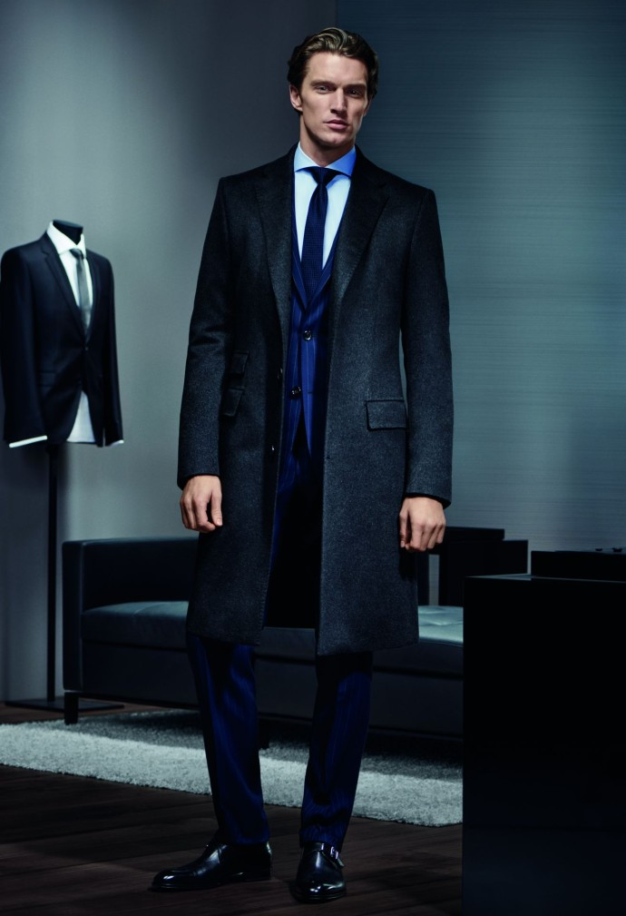 Hugo Boss manteau sur mesure look complet 004_BOSS_MTM