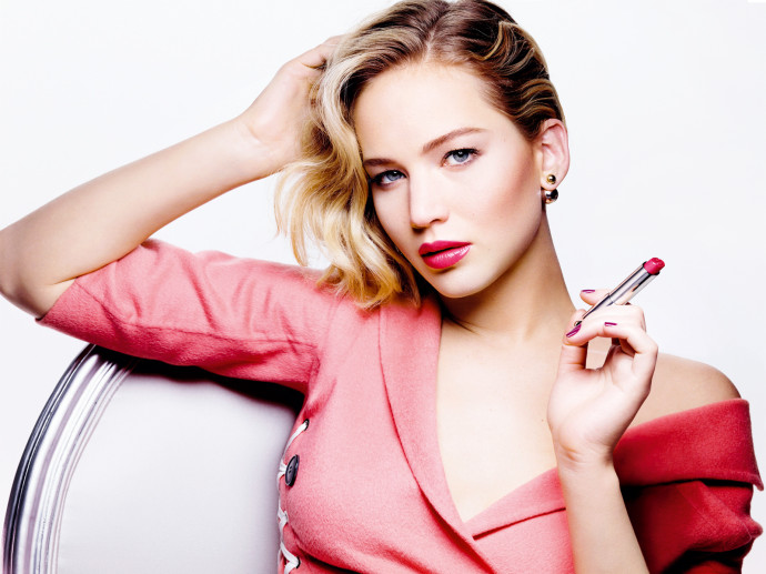 Dior Addict The New Lipstick jennifer-lawrence
