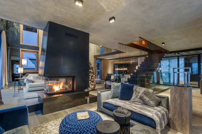 Chalet Blossom Hill Courchevel - PhotoPhilippe Dagau (2)