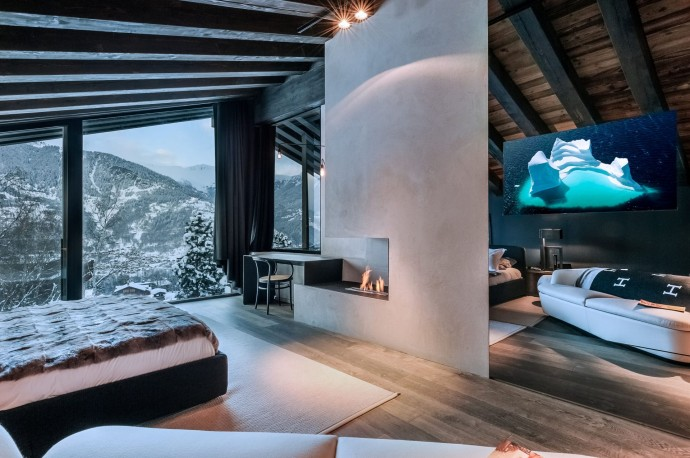Chalet Blossom Hill Courchevel - PhotoPhilippe Dagau (24)