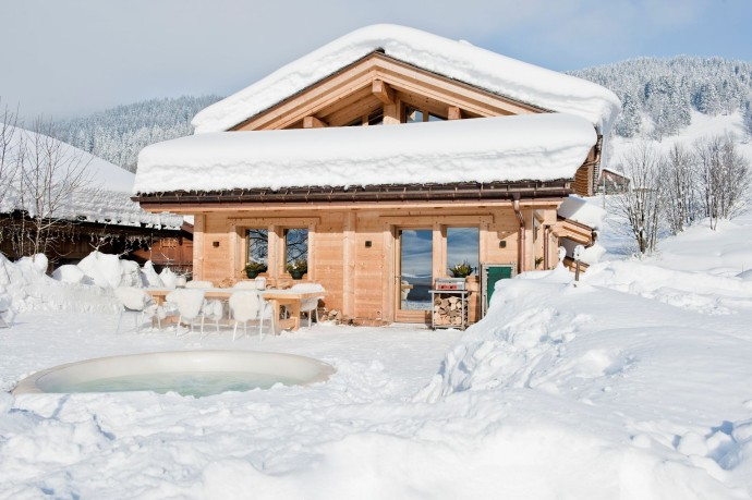 Chalet Inarpa & Resort La Clusaz - Photo F.Ducout (1)