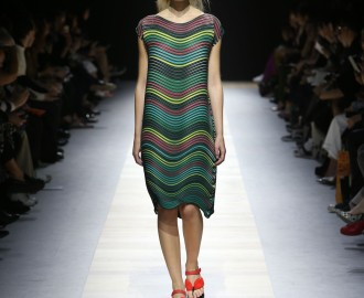 ISSEY MIYAKE fashion week paris look 38