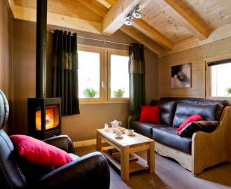 Chalet Inarpa & Resort La Clusaz - Photo : F.Ducout