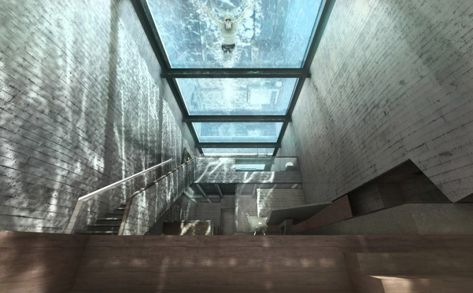 architecture casa brutale 7_The swimmer_db