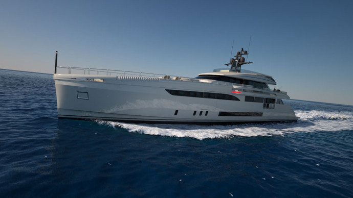 Wider 165 Yacht 50 meters