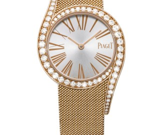 SIHH 2016 Piaget Limelight Gala Milanese G0A41213