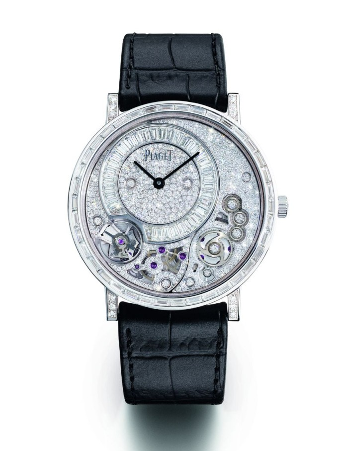 SIHH 2016 Piaget Piaget Altiplano 38MM 900D G0A41122_front