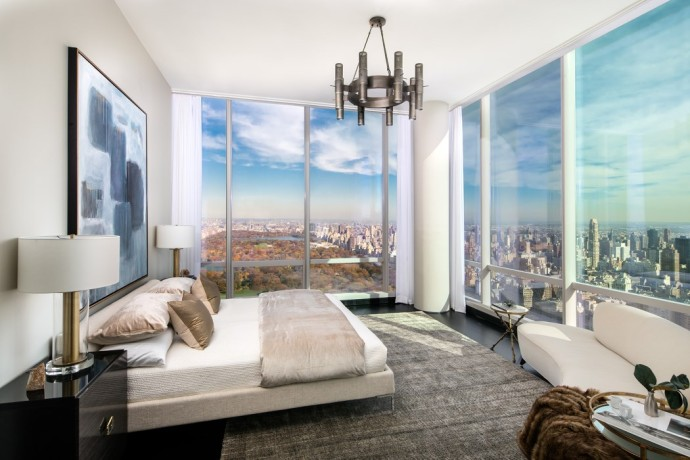 one 57 residence privee 157 West 57th Street 60B