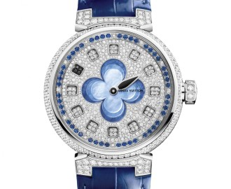 LV - Blossom Watches - Spin Time - Packshot © Louis Vuitton - 1 sur 2