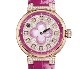 LV - Blossom Watches - Spin Time - Packshot © Louis Vuitton - 2 sur 2