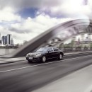Mercedes-Maybach S 600 Guard in motion