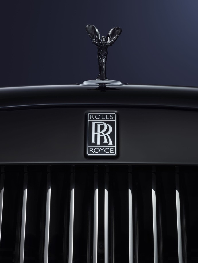 Rolls-Royce Black Badge R