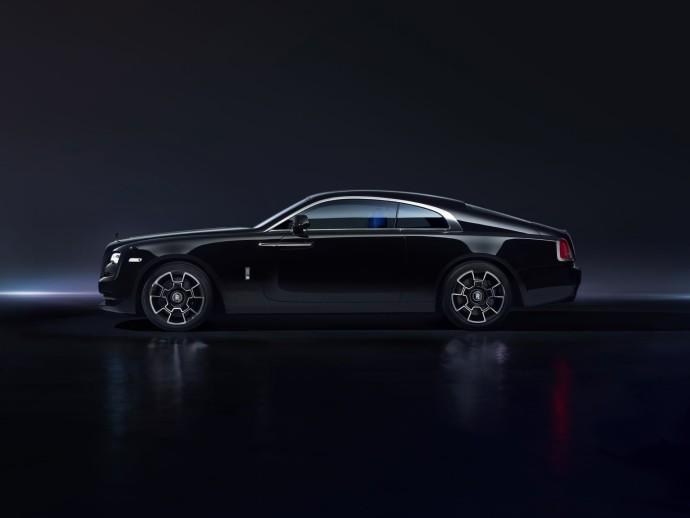 Rolls-Royce Black Badge arriere