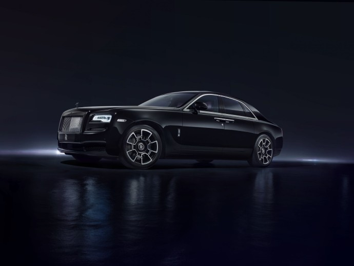 Rolls-Royce Black Badge Carrosserie