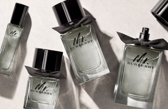 2016 MR BURBERRY BOTTLE LINE