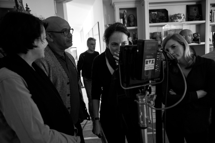 Behind the scenes Reverso by Christian Louboutin film ∏ Roch Armando